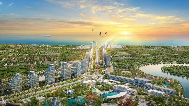 Đọ sức hút của 4 phân khu đầu tiên tại đại đô thị Sun Grand Boulevard Sầm Sơn