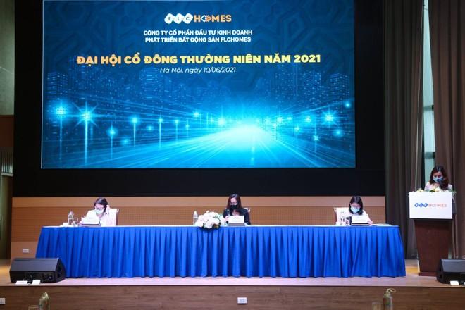 FLCHomes đặt mục tiêu doanh thu 1.700 tỷ đồng, dự kiến triển khai gần 30 dự án năm 2021 ảnh 1