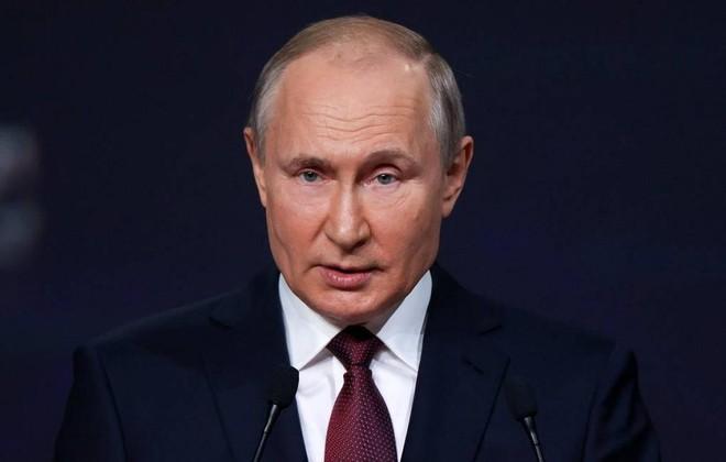 Tổng thống Nga Vladimir Putin. (Ảnh: Tass).