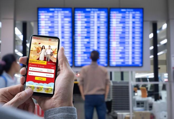 Vietjet tặng ngàn mã khuyến mãi giảm đến 100% giá vé bay khắp Việt Nam