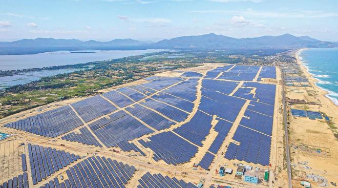 BCG đặt mục tiêu đạt sản lượng phát điện 2,5 GW vào năm 2025.