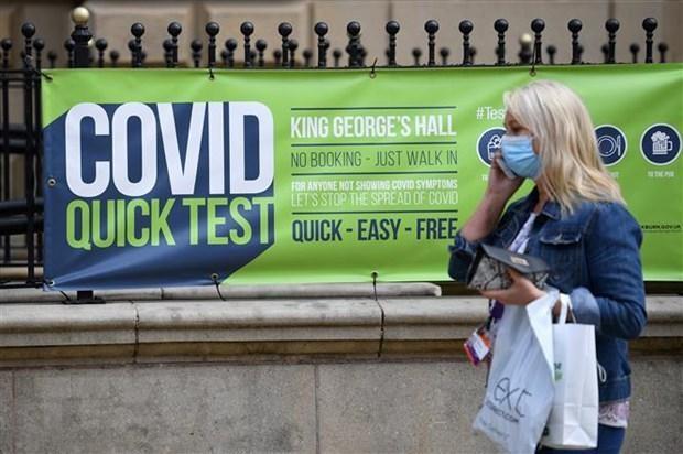 Số ca mắc mới COVID-19 trong vòng 7 ngày trên toàn thế giới đã giảm 5% ảnh 1