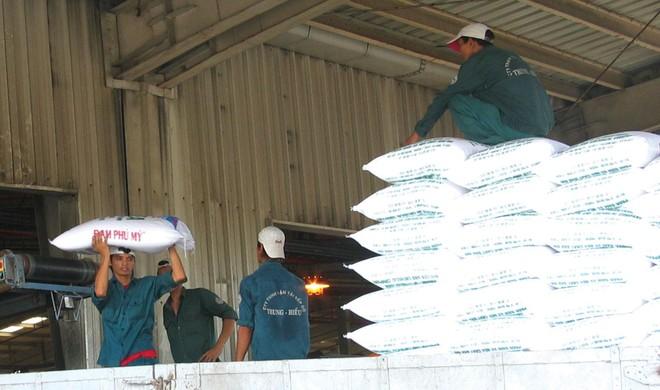 Nhà máy Đạm Phú Mỹ đang vận hành liên tục ở mức công suất tối đa.