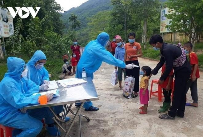[Diễn biến dịch Covid-19] Tối 24/7: Việt Nam ghi nhận thêm 3.950 ca dương tính mới với Covid-19 ở trong nước ảnh 32