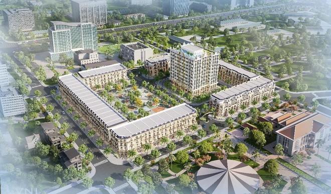 D'. Metropole Hà Tĩnh – khu đô thị đáng sống bậc nhất TP. Hà Tĩnh ảnh 1