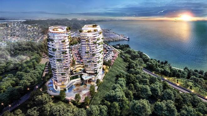 Sản phẩm đắt giá nhất tại MGallery Residences Ha Long Bay