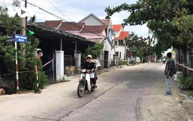 Thị trấn Khâm Đức, huyện Phước Sơn, tỉnh Quảng Nam áp dụng Chỉ thị 16 ảnh 5