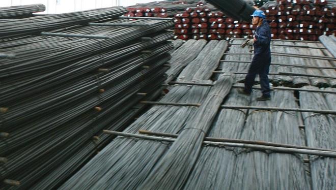 Cả nước xuất khẩu gần 4,1 triệu tấn thép trong 7 tháng đầu năm 2021, tăng 78,9% so với cùng kỳ.