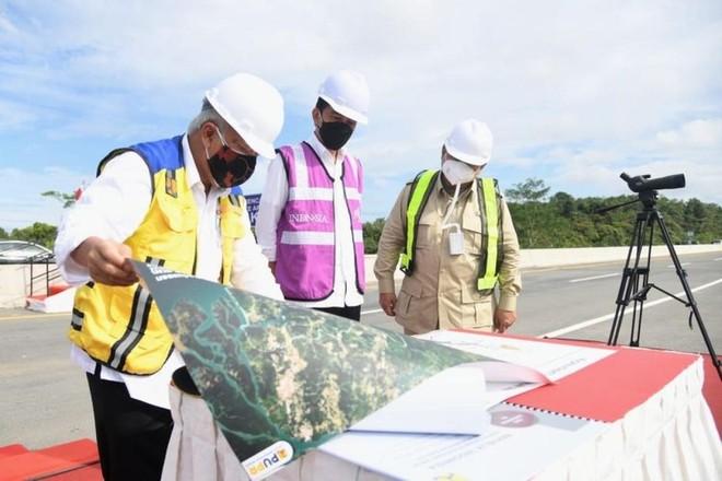 """Khắc phục khó khăn, Indonesia nỗ lực theo đuổi """"siêu dự án"""" di dời thủ đô ảnh 1"""