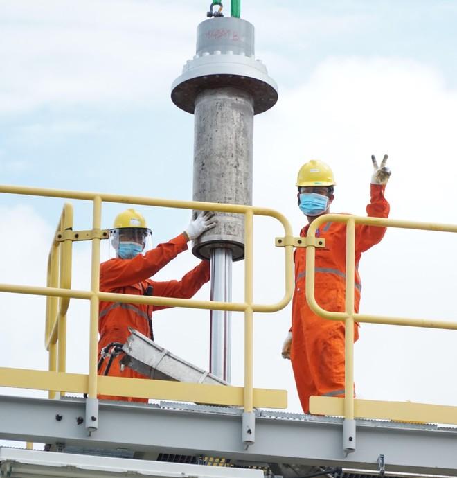Đường ống Khí Nam Côn Sơn (NCSP) hoàn thành vượt tiến độ công tác bảo dưỡng lớn hệ thống khí Nam Côn Sơn 1 ảnh 1