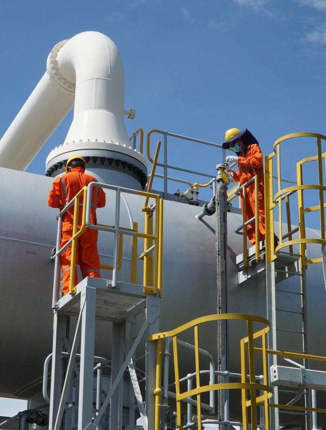 Đường ống Khí Nam Côn Sơn (NCSP) hoàn thành vượt tiến độ công tác bảo dưỡng lớn hệ thống khí Nam Côn Sơn 1 ảnh 2