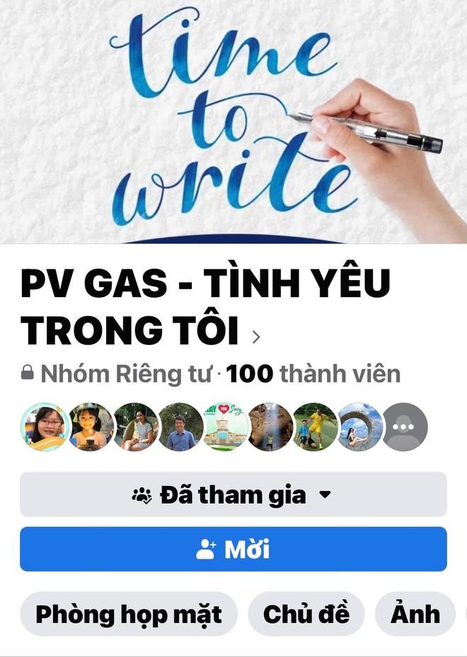 """Công đoàn PV GAS tổ chức cuộc thi viết """"PV GAS - TÌNH YÊU TRONG TÔI"""" ảnh 1"""