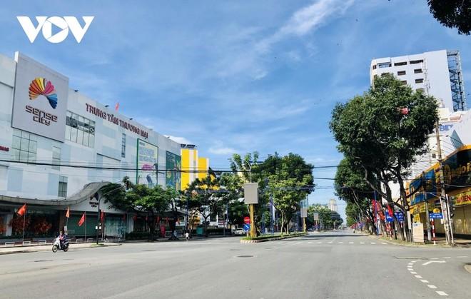 5 quận nội thành Cần Thơ tiếp tục thực hiện giãn cách xã hội theo Chỉ thị 16 đến 0h ngày 25/9/2021.
