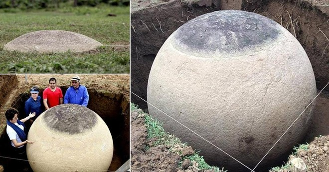 Những viên đá tròn hàng nghìn năm tuổi ở Costa Rica và điều bí ẩn kỳ lạ chưa từng được khám phá của ngành khảo cổ học