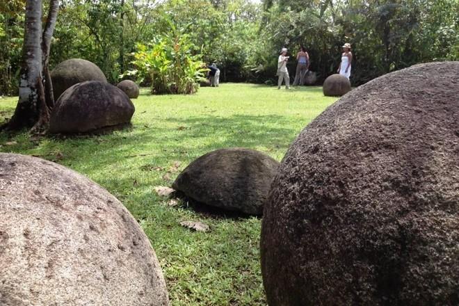 Những viên đá tròn hàng nghìn năm tuổi ở Costa Rica và điều bí ẩn kỳ lạ chưa từng được khám phá của ngành khảo cổ học ảnh 2