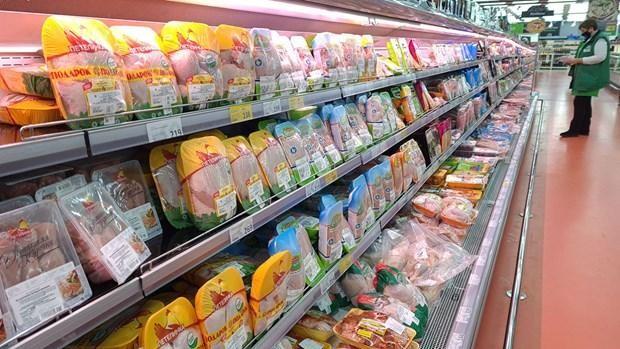 Một siêu thị ở Nga. (Nguồn: themoscowtimes.com).