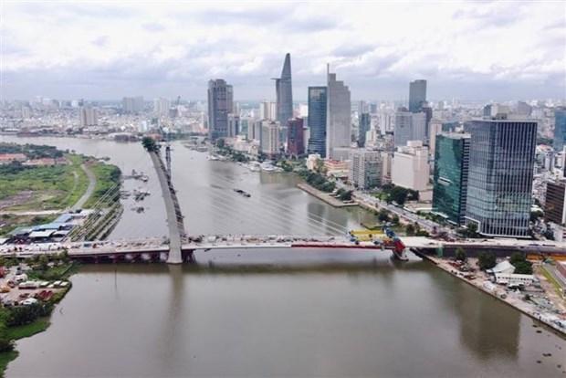 Hoàn thành hạ tầng 6 lô đất Khu đô thị mới Thủ Thiêm trước ngày 15/10