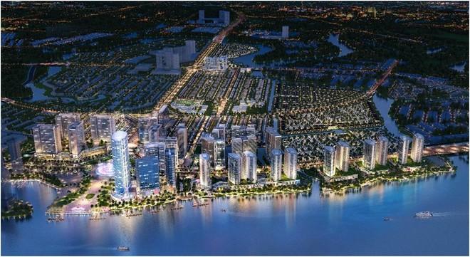 Lộ diện đô thị 170 ha ở khu Đông được người Nhật đầu tư