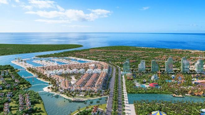 Ra mắt thành phố nghỉ dưỡng ven sông đa sắc màu - Sun Riverside Village tại Sầm Sơn