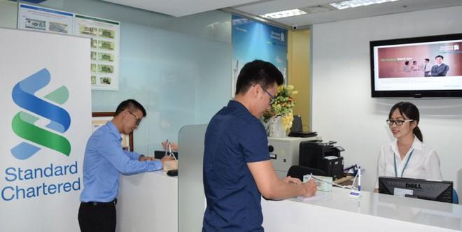 Mục tiêu của Standard Chartered là trở thành một ngân hàng kỹ thuật số với sự hỗ trợ của con người