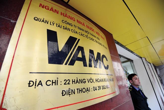 Nợ xấu xử lý qua VAMC đến cuối năm 2018 đạt trên 310.000 tỷ đồng