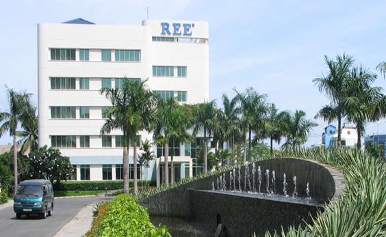 REE nâng sở hữu tại Cấp nước Nhà Bè lên hơn 20%