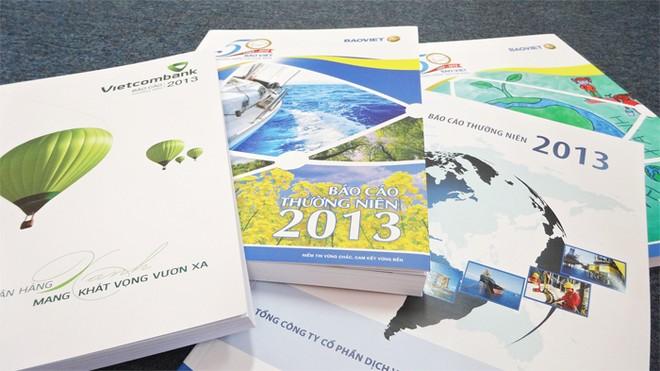 Lễ trao giải Báo cáo thường niên 2014 sẽ tổ chức tại HOSE