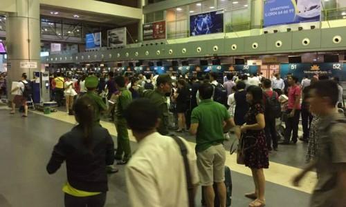 Sân bay Nội Bài, Tân Sơn Nhất bị tin tặc tấn công ảnh 1