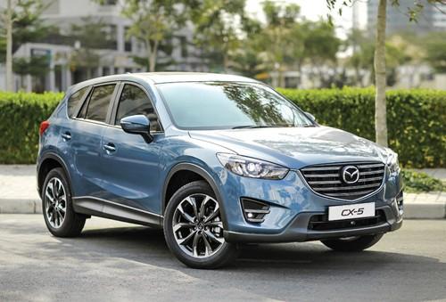 CX-5 2017 hạ giá 20 triệu.