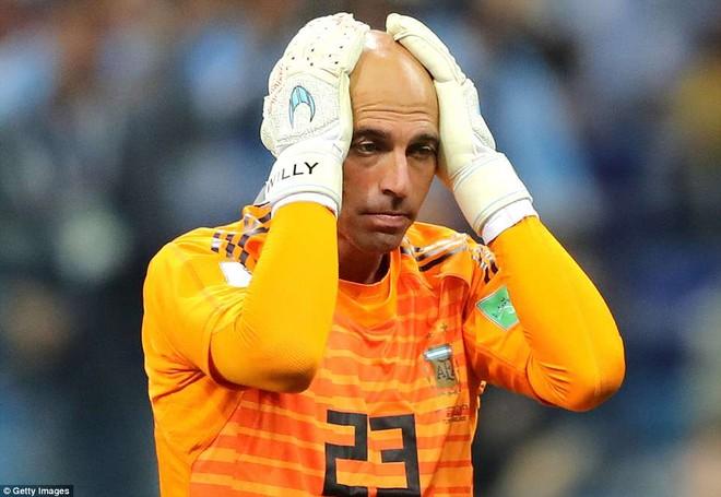 Argentina 0-3 Croatia: Argentina tệ nhất nhiều năm qua, Messi như 'vật thể lạ' ảnh 1