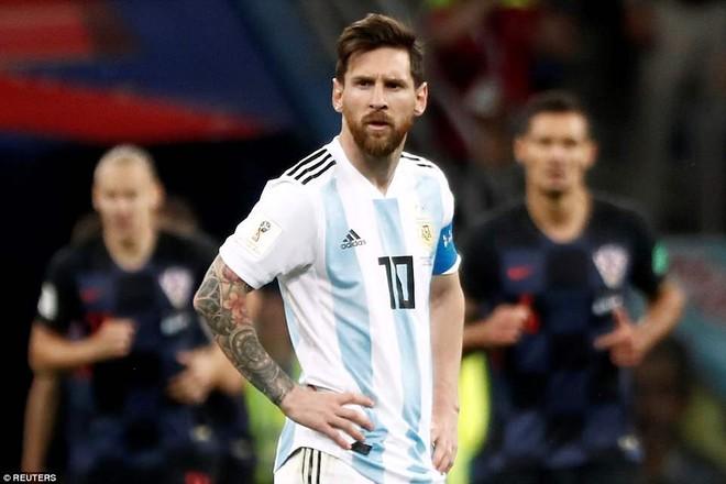 Argentina 0-3 Croatia: Argentina tệ nhất nhiều năm qua, Messi như 'vật thể lạ' ảnh 2