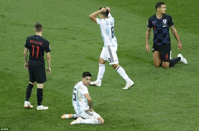 Argentina 0-3 Croatia: Argentina tệ nhất nhiều năm qua, Messi như 'vật thể lạ' ảnh 3