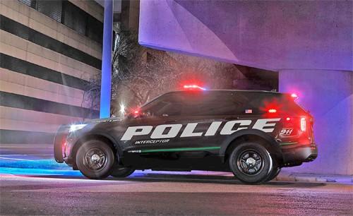 Ford Police Interceptor - xe cảnh sát hàng đầu thế giới ảnh 1