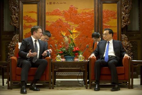 Những ngày tươi đẹp của Elon Musk tại Trung Quốc ảnh 2