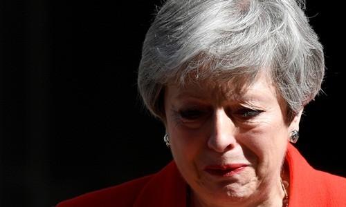 Thủ tướng Anh từ chức ảnh 1