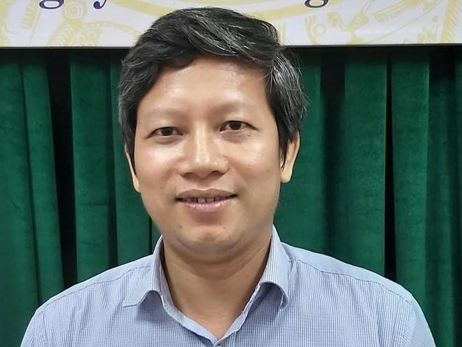 Ông Phạm Văn Trường, Vụ trưởng Vụ Hành chính sự nghiệp (Bộ Tài chính).