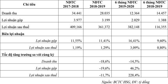 Hoa Sen (HSG) tái cấu trúc thành công, giá cổ phiếu tăng vượt đỉnh 1 năm ảnh 3