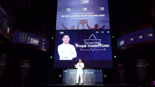 Ông Phạm Thanh Tùng, Chủ tịch Tập đoàn Trí Việt: Khát vọng khai phá vùng thị trường rộng lớn ảnh 1