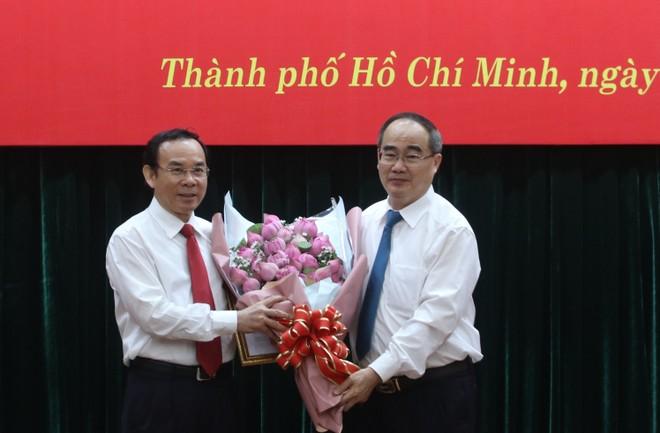 Giới thiệu ông Nguyễn Văn Nên để bầu giữ chức Bí thư Thành ủy TP.HCM ảnh 3