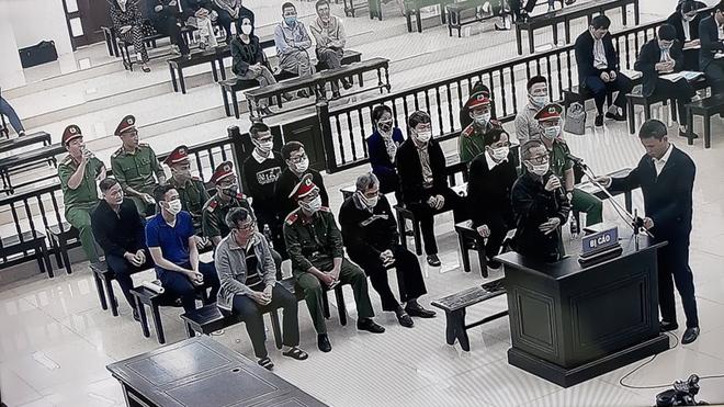 Các bị cáo vụ Trần Bắc Hà xin được giảm nhẹ hình phạt