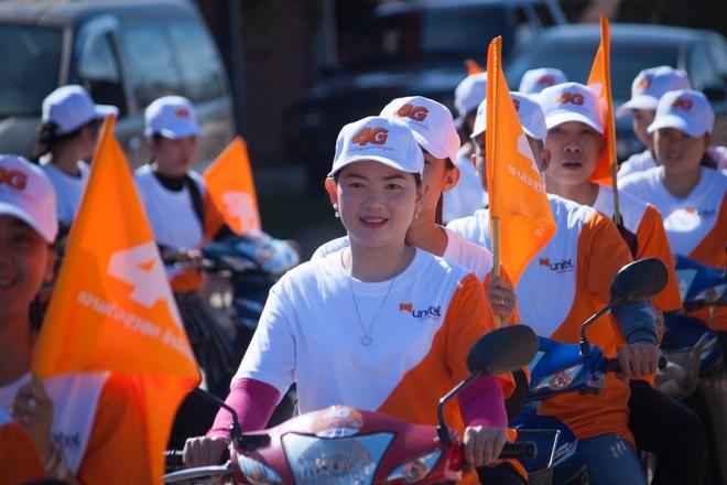 Tại Lào, Unitel là thương hiệu chiếm gần 60% thị phần viễn thông, đồng thời cũng là nhà cung cấp tiên phong trong việc xây dựng chính phủ điện tử.