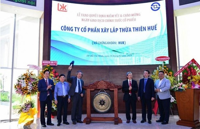 Xây lắp Thừa Thiên Huế (HUB) đặt kế hoạch lợi nhuận giảm trong năm 2021