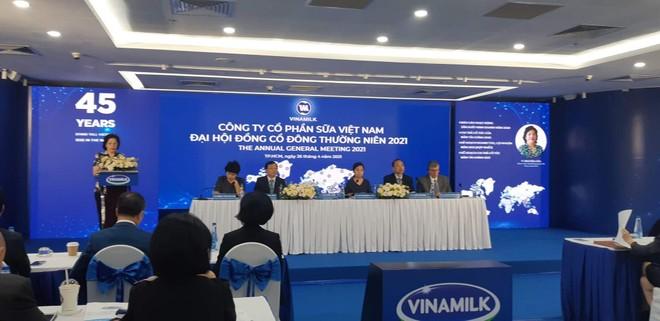 Đại hội đồng cổ đông Vinamilk (VNM): Sửa điều lệ, cổ đông sở hữu từ 10% trở lên có quyền đề cử, ứng cử người vào HĐQT