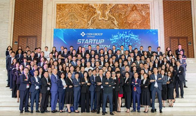 """Chủ tịch CEN Group Nguyễn Trung Vũ: Đừng """"hoang tưởng"""" với công nghệ bất động sản ảnh 1"""