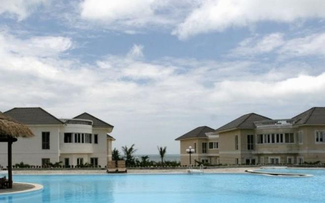 Khu nghỉ dưỡng Nirvana Spa and Resort Huế