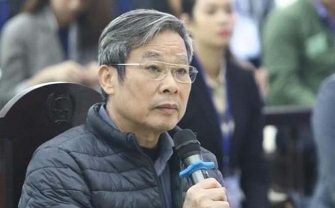 Vụ AVG: Ông Nguyễn Bắc Son kháng cáo, xin giảm nhẹ tội