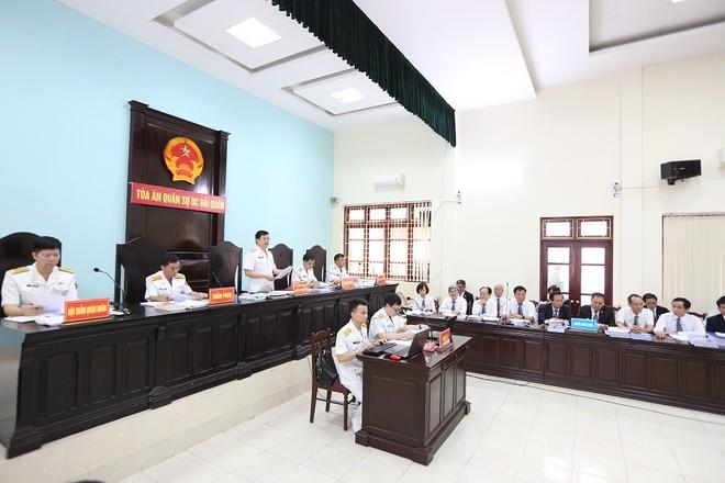"""Xét xử cựu Thứ trưởng Nguyễn Văn Hiến: Đề nghị trái chiều về xử lý """"đất vàng"""" ảnh 1"""