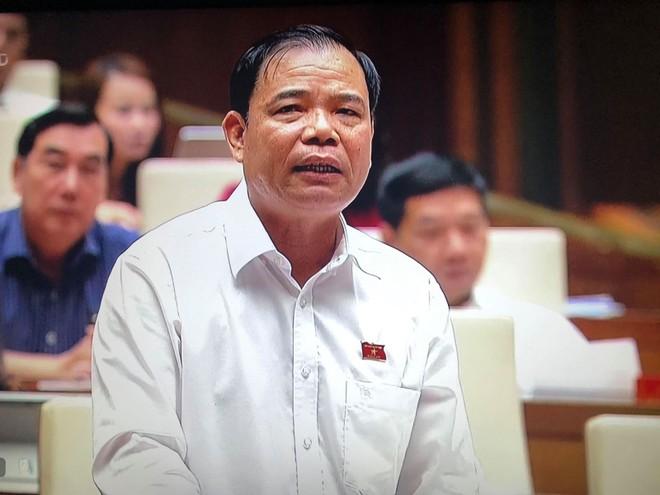 Bộ trưởng Bộ Nông nghiệp và Phát triển nông thôn Nguyễn Xuân Cường.