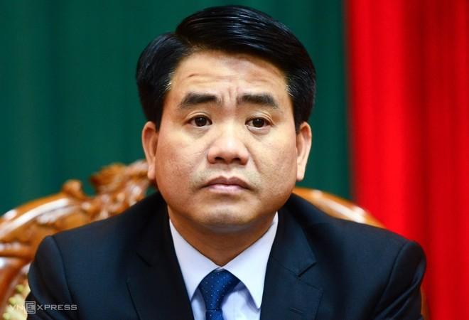 Ông Nguyễn Đức Chung. Ảnh: Vnexpress.