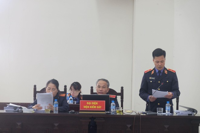 Dàn cựu lãnh đạo VNS, TISCO bị đề nghị cao nhất 11 năm tù ảnh 1